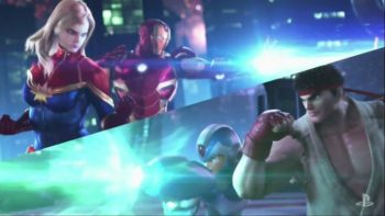 Marvel vs. Capcom Infinite Plus Second Season Of Street Fighter V Announced
