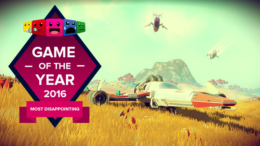 No Man's Sky Wins a Game of the Year Award for 2016: AOTF Podcast #47