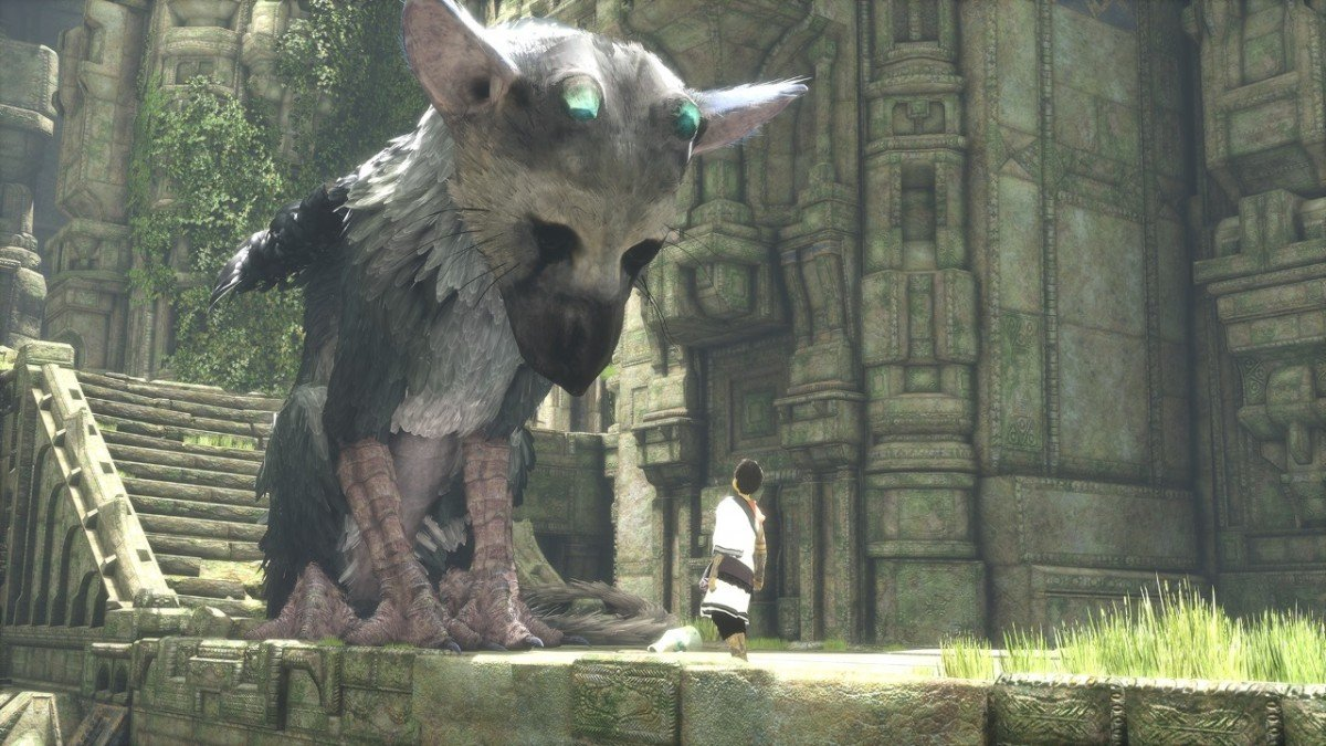News  The Last Guardian PlayStation 4