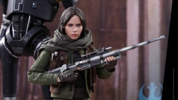 Hot Toys Reveals Realistic Star Wars: Wars Rogue One Jyn Erso Figure