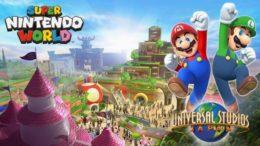 Nintendo Officially Unveils Super Nintendo World For Universal Studios Japan