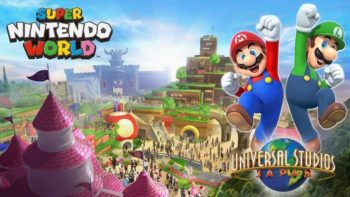 Nintendo Officially Unveils Super Nintendo World For Universal Studios Japan