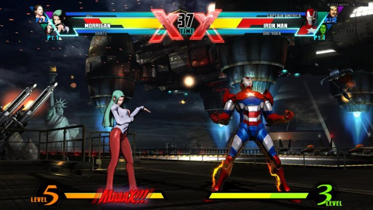 Ultimate Marvel vs. Capcom 3 Patch For PC Has Been Announced News PC Gaming  Ultimate Marvel vs. Capcom 3