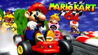 Mario Kart 64 Hits the Wii U Virtual Console Tomorrow