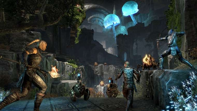Elder Scrolls Online Morrowind Map Discovered by Dataminer