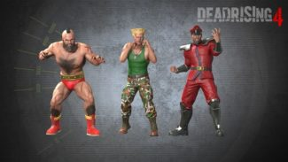 Dead Rising 4 Getting 2 New Difficulty Modes, Street Fighter Outfits And More