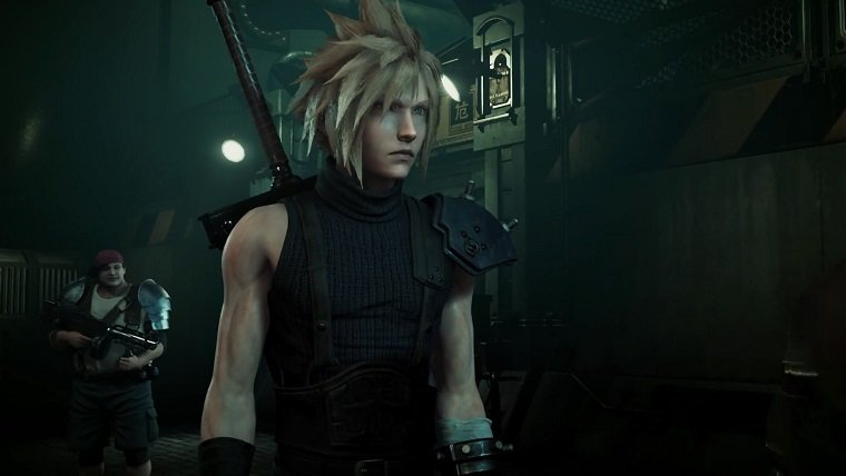 New Final Fantasy VII Remake Screenshots Show Up At Japanese Art Gallery