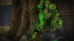 Halo 5 classic helmet warzone