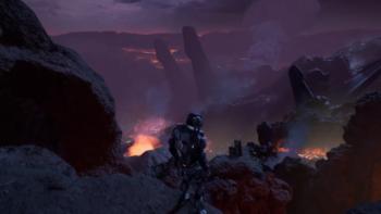 Mass Effect: Andromeda Gameplay Trailer Displays Profiles, Skills, and Combat