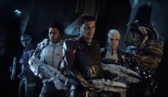 New Mass Effect: Andromeda Trailers Reveal Story Details