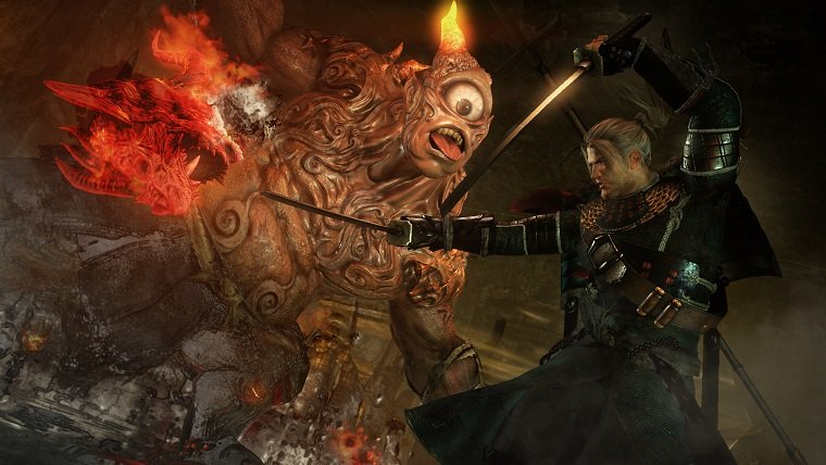 Nioh PS4 Goes Gold