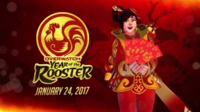 Overwatch Year of the Rooster Event Will Celebrate Chinese New Year, Arrives Next Week