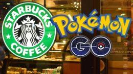 Pokemon Go Starbucks Promo
