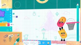 Snipperclips, New Co-Op Game for Switch, Announced