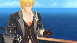 Tales of Berseria Eizen ship voyages