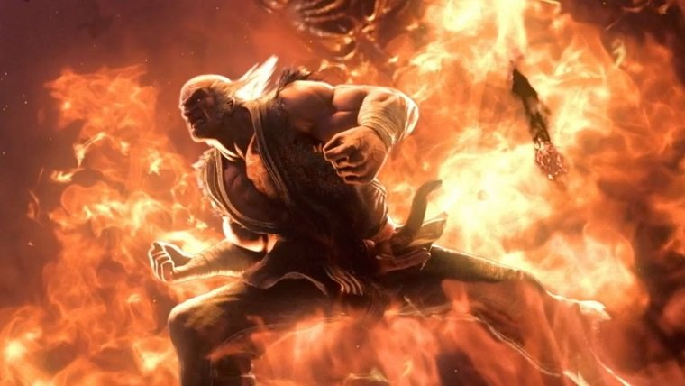 UK Game Charts: Tekken 7 Is The Number One Entrant