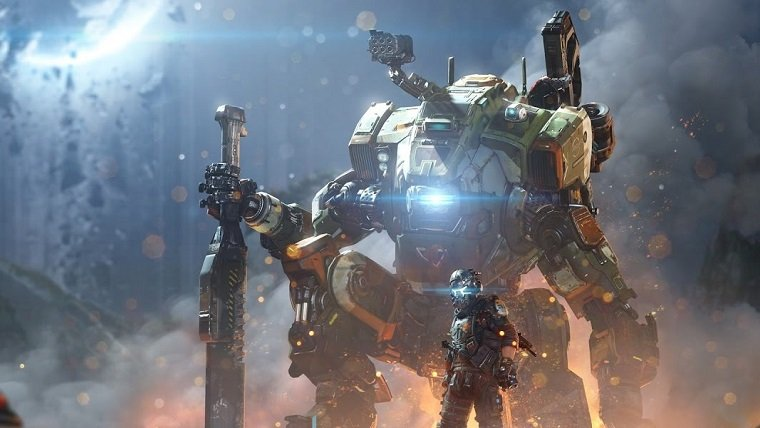 News Nintendo  Titanfall 2 Respawn Entertainment Nintendo Switch