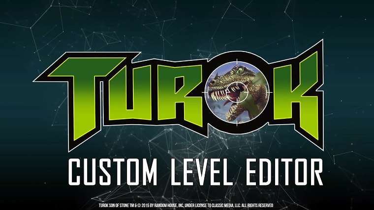 Turok Level Editor
