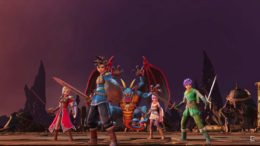 Dragon Quest Heroes Switch