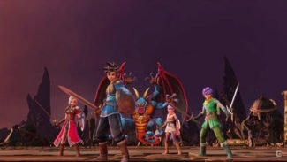 Square Enix Presents Trailer for Dragon Quest Heroes I·II for Switch