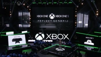New Xbox Project Scorpio Reveal Is Coming Tomorrow