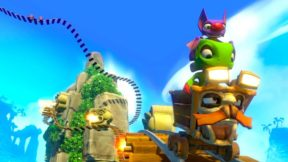 Yooka-Laylee Multiplayer Modes Revealed In New Trailer