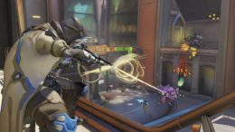 Overwatch Update Nerfs Heroes and Adds New Emote Wheel