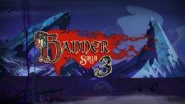 The Banner Saga 3 logo