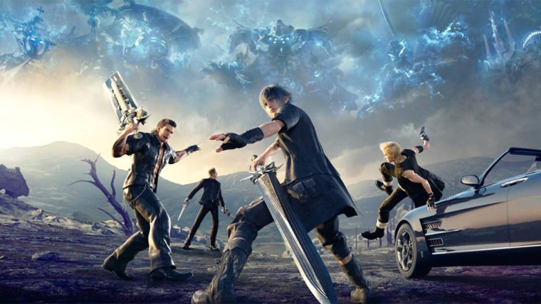 Final Fantasy XV Switch Project Teased By Director News Nintendo  Square Enix Nintendo Switch Final Fantasy 15