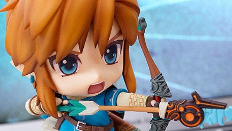 The Legend of Zelda: Breath of the Wild Nendoroids Coming Soon News  The Legend of Zelda: Breath of the Wild Nintendo