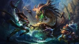 League of Legends Adds 10 Ban System