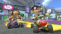 Mario Kart 8 Deluxe Is Coming To Nintendo Switch This April