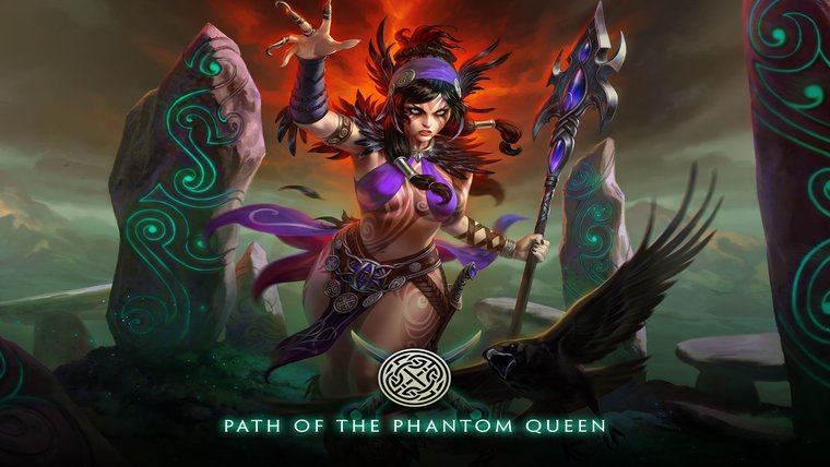 Path Of The Phantom Queen