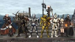 FFIV gets Garo-inspired gear