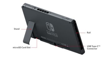 Nintendo Switch Will Support MicroSDXC Cards Up To 2 TB