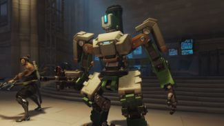 Overwatch Team Announces Plans to Rework Bastion in a Future Patch