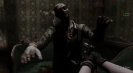 Resident Evil HD first person view