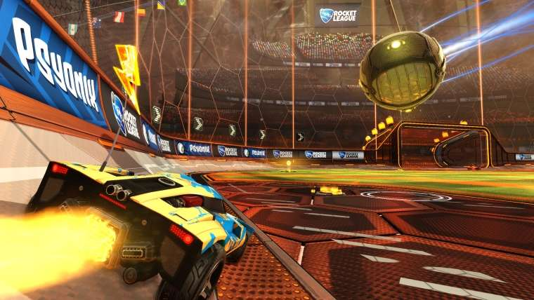 Rocket League Tops PlayStation Store in 2016