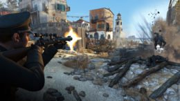 Preview: Sniper Elite 4 Improves as it Jumps to New Gen Platforms