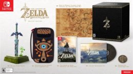 Zelda: Breath of the Wild Master Edition is 'Very Limited', Pre-Orders Selling Out Fast