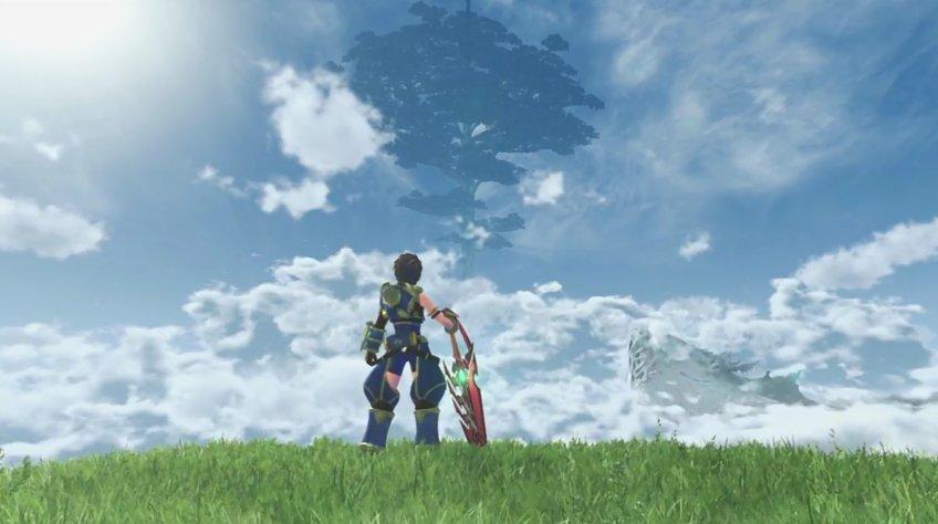 Xenoblade Chronicles 2 Preview: A Newbie's Take Articles  Xenoblade Chronicles 2 Xenoblade Chronicles Nintendo Switch