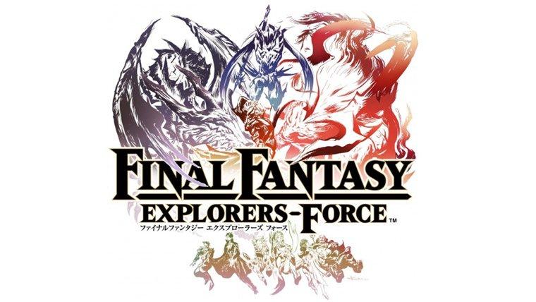 Final Fantasy Explorers-Force 1