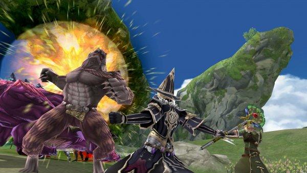 Final Fantasy Explorers-Force 2