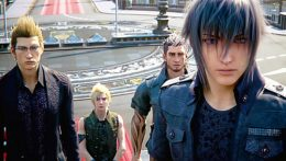 Final Fantasy 15 Isn't Planned For A Nintendo Switch Release