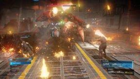 Final Fantasy 7 Remake Teases ATB Battles in New Screenshots