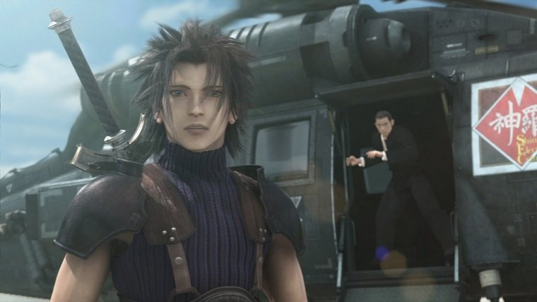 Final Fantasy 7 spin-off HD compilation