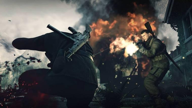 Reviews  Sniper Elite 4 Rebellion playstation
