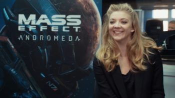 Mass Effect: Andromeda Features Game Of Thrones Star Natalie Dormer