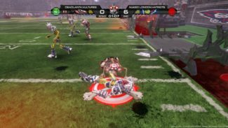 Mutant Football League Alpha Hands-On Impressions