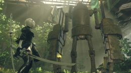 Nier Automata Goes Gold